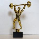 Статуэтка тяжелая атлетика