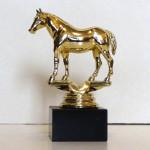 Статуэтка конный спорт